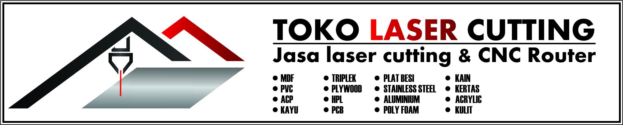 MDF | ACP | PVC | TRIPLEK | ACRYLIC | PLAT BESI | STAINLESS STEEL | ALUMINIUM | KAIN | KERTAS | KULIT
